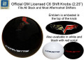 C6 Corvette C6 flags embeded Shift Ball Knob
