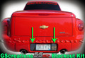 Chevy SSR Reverse Light Blackouts