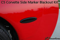 C5 Corvette Side Marker Blackout Kit