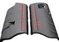 C6 LS3 Corvette Matte Carbon Fiber Fuel Rail Covers