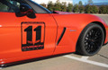 C6 Corvette Z06 Carbon Edition Decal Kit