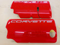 1999-2004 C5 Corvette Painted Fuel Rail Covers