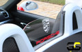 2013-2019 Porsche Boxster Spyder 981 /718 Wind Screen , Deflector , Blocker