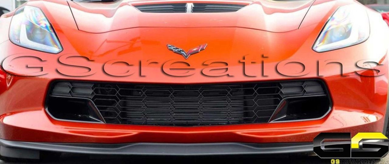 c7 corvette z06 grille genuine gm part fits any year