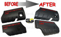 CUSTOM LS2, LS3 or LS7 C6 Fuel Rail Covers * Painted Color Coded Camaro / Hummer / Chevelle /  Restomod / Chevy SS Holden Commodore