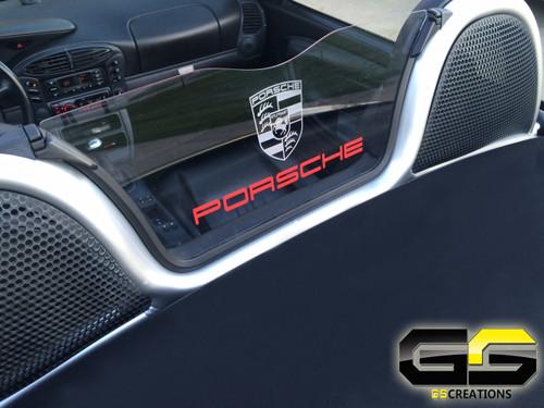 1997 2004 986 Porsche Boxster Wind Screen Deflector