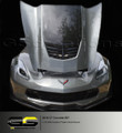 C7 Corvette Hood Decal Carbon Flash (LT4 Z06 Hood Only)
