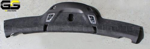 C7 Convertible Stingray Z06 Grand Sport Corvette Black Suede Header Trim  Panel