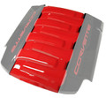 C7 Corvette Painted Engine Plenum Cover