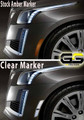2014-2019 Cadillac CTS Side Markers Clear or Smoked