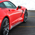 C7 Stingray Zero1 Side Rockers (Side Skirts)  ACS
