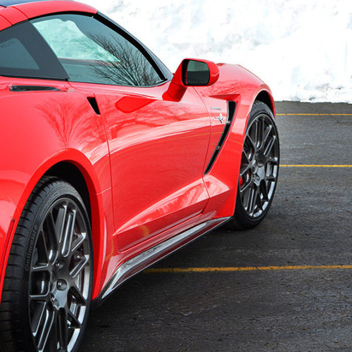 C7 Stingray Zero1 Side Rockers Side Skirts Acs Gscreations