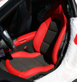 C7 Corvette Stingray / Z06 / Grand Sport 2014+ GM GT Two-Tone Seat Cover Conversion