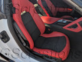 C7 Corvette Stingray / Z06 / Grand Sport GT Two-Tone or Solid Seat Cover Conversion