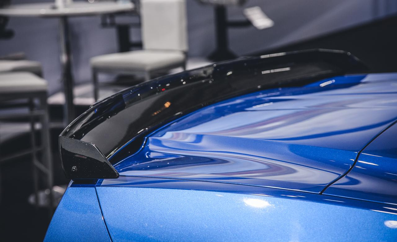 C7 Stingray Z06 Grand Sport Corvette Rear Wicker Spoiler Stage 1 2 Or 3 Gscreations