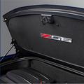 C7 Corvette Convertible deck-lid Liner ( Z06 Logo )