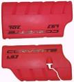 LS7 GM Corvette Engine Covers 2006-2013 Fuel Rail LS-7 7.0L