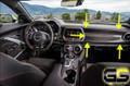 GEN 6 Camaro Carbon Fiber Dash Trim