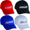 C7 CORVETTE Z06 SUPERCHARGED Base Ball CAP HAT (Discontinued)