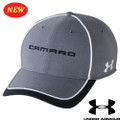 Camaro UNDER ARMOUR SIDELINE Base Ball CAP HAT (Discontinued)