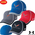C7 Corvette Stingray UNDER ARMOUR SIDELINE Base Ball CAP HAT