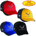C7 CORVETTE STINGRAY Carbon Fiber Base Ball CAP HAT