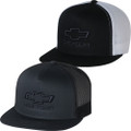 CHEVROLET FLATBILL MESHBACK Base Ball CAP HAT