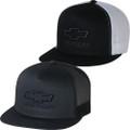CHEVROLET FLATBILL MESHBACK Base Ball CAP HAT