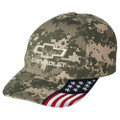CHEVROLET FREEDOM DIGITAL CAMO Base Ball CAP HAT