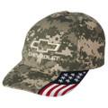 CHEVROLET FREEDOM DIGITAL CAMO Base Ball CAP HAT