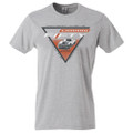 6th Gen CAMARO 50 FIFTY LANSING GRAND RIVER TRIANGLE TEE Tee T-Shirt