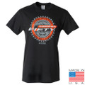 LANSING GRAND RIVER USA MADE CAMARO 50 FIFTY GEAR TEE Tee T-Shirt