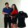 C6 Corvette Nike Classic Dri-Fit LADIES Short Sleeve Polo