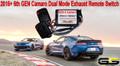 2016 - 2018 6th GEN Camaro / SS / ZL1 / Z28 NPP Mild to Wild Exhaust Control