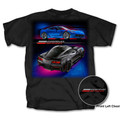C7 CORVETTE GRANSPORT CORVETTE GRAPHIC PRINT TEE T-Shirt