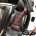 C7 Corvette Red Seat Belts for ZR1 Stingray Z06 Grand Sport