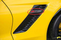 Corvette C7 Z06 Supercharged Side Emblem