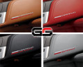 C7 Corvette Grand Sport Leather Console Lid W/Grand Sport Logo