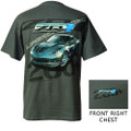 C6 Corvette ZR1 200+ Men's Short Sleeve Tee T-Shirt