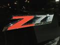 2015 2016 2017 Silverado Z71 Off Road Door Emblem Genuine GM