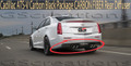 2016-2019 ATS-V Sedan CARBON FIBER Rear Bumper Diffuser OEM GM