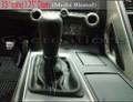 C7 Corvette Shifter Hardbar Delrin Shift Knob