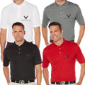 Next Generation Corvette Callaway Dry Core Men's Polo Shirt