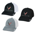 Next Generation Corvette Nike Mesh Fitted Base Ball Cap Hat
