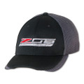 C7 CORVETTE Z06 Carbon Fiber Base Ball CAP HAT