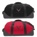 2020 C8 Corvette Eddie Bauer Medium Duffel Gym Workout Bag