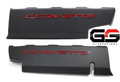 2014-2019 C7 Corvette Stingray Grand Sport Factory Fuel Rail Engine Appearance Covers