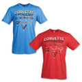 Next Generation C8 Corvette 8 Generations Excellence Men's Tee Shirt T-Shirt