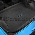2019 C7 Corvette ZR1 Coupe Lloyd Ultimat Rear Cargo Mat ZR1 Logo