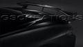 C8 Corvette High Wing Spoiler In Black